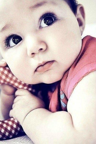 Самые красивые малыши фото